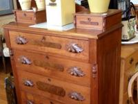 anitque chest of drawers $200  ENCORE Furniture