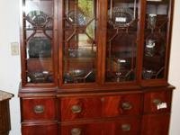 Antique Mahogany China Cabinet for Sale. $1500 OBO