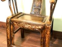Oriental Antique Furniture Store: Inventory Sales.
