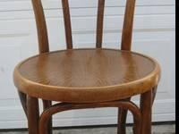 Antique circa 1900?s J & J Kohn Bentwood Cane Chair