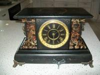 antique clock call for more info  see pics // //]]>