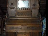Antique Pump Organ in the Eastlake style, made by