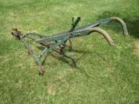 Antique (horse-drawn) Cultivator for sale. $65 or best
