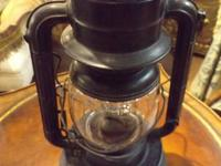 Dietz was the most popular U.S. lantern manufacturer