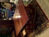 I have an antique drop leaf table that is in very good