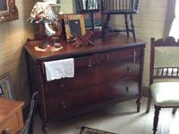 We have great costs on our antique dressers - $260 thru