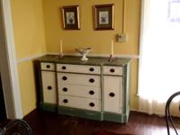 This antique Drexel Buffet server is in great condition