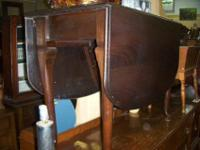 We have a wide variety of drop leaf tables available