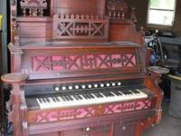 Delicate woodwork defines this timeless piece of melody