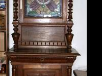 This is a beautiful cabinet that I brought back from