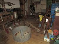 Antique farm equipment estate sale - by appointment