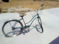 This bike is in pretty good shape body wise, great for