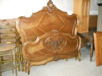 French, Louis XIV style, late Nineteenth Century walnut