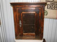 We have solid oak antique mirrors, dressers, primitive
