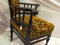 Antique Furniture - Various antique furniture pieces to