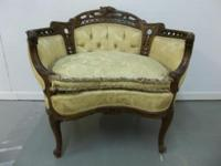 We have several very nice pieces of antiques up for