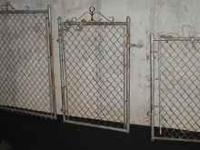 I have 3 antique gates I am selling $75 each OBO all