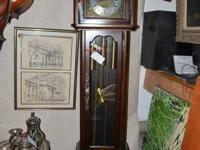 Antique Grandfather clock, $1500. jobs great. Much
