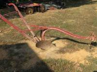 Horse drawn plow (Oliver). Asking $175 or Best offer.