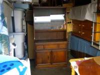 I would like to sell this old china hutch that I'm