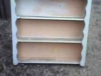 ANTIQUE HUTCH / SHELF-----------------PRETTY LARGE
