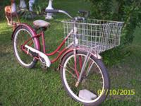I have a nice Girls Imoerial bicycle for sale is in
