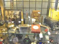 The Yardsailor Antiques  Antiques, Military,
