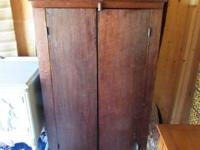 Antique Jelly Cabinet.......can be delivered for extra