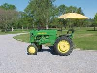 1948 John Deere Model M for sale......mostly restored,,