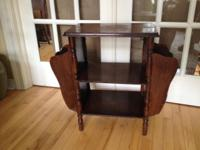 25'' long x 11.5'' wide x 23'' high End table, night