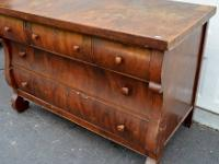 * this antique dresser is a perfect candidate for a