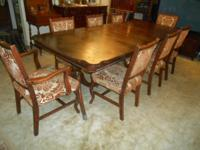 $395 OR BEST OFFER ---  ANTIQUE MAHOGANY