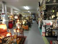 Gateway Antique Center has several  choice spaces for