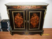 This is a one of a kind piece - a beautiful antique!