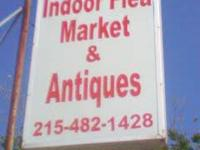 3000 SQUARE FOOT INDOOR FLEA/CONSIGNMENT MARKETPLACE.