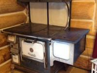 This cookstove is in amazing condition! I had an