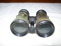 ANTIQUE OPERA GLASSES GOOD WORKING CONDITION $29.00 IF