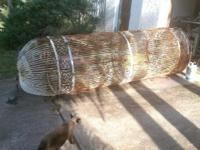 Antique Bird Cage for Large Parrots About 40 years old
