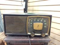 Antique Philco radio. Perfect for collectors or just