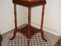 I have a nice Antique Phone or Lamp Table for sale this