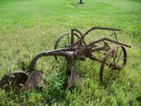 Antique Plow. $250 obo. Call Colt at . Location: