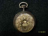 The first watch that is shown is a Sandoz-Boucherin