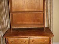 Early 1900's Primitive, Style Dresser with nonattached