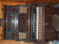 ) ,Kimball of Chicago pump organ Will send additional
