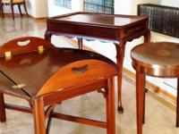 BEAUTIFUL ANTIQUE REPRODUCTIONS by COUNCILL CRAFTSMAN--