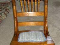 Really great Antique rocker. Has been in household for