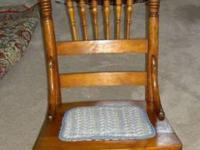 Very nice Antique rocker. Has been in family for many