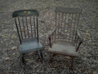 authentic antique porch rockers, rocking chairs range