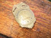 ANTIQUE S.C. STATE CONSTABLE BADGE. 99.00. We have