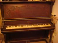 I have an antique Schiller Piano from Oregon,